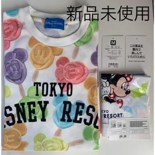 Disney - 新品未使用 ディズニーアイスバーTシャツ