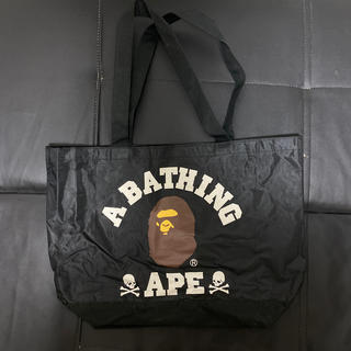 アベイシングエイプ(A BATHING APE)のA BATHING APE  バッグ(トートバッグ)