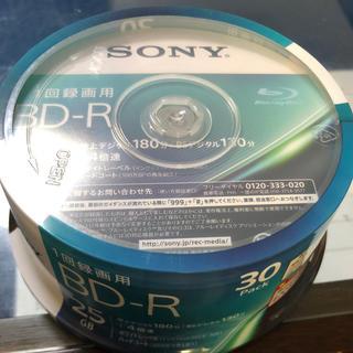 SONY - SONY BD-R 25GB  30枚入り 5パック