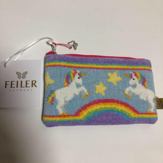 FEILER - ★新品★フェイラー ポーチ  ユニコーン