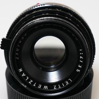 ライカ(LEICA)のLeica Summicron 35mm f/2 ライカ ズミクロン(レンズ(単焦点))