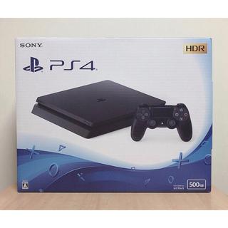 SONY - 【新品・未開封】SONY PlayStation4 CUH-2200AB01
