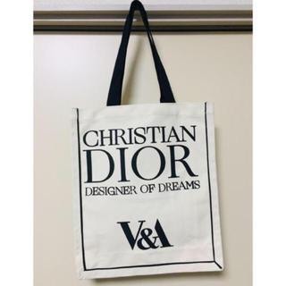 Dior - イギリス限定 Diorヴィクトリア&アルバート美術館トート