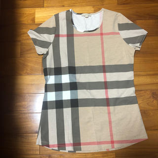 バーバリー(BURBERRY)のバーバリーTシャツ美品8/10限定セール(Tシャツ(半袖/袖なし))