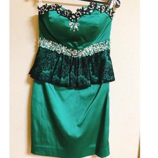 デイジーストア(dazzy store)のキャバドレス/ミニドレス/ヘプラムドレス(ナイトドレス)