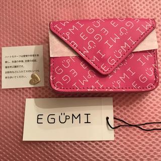 EGUMI ミニ財布 ピンク(その他)