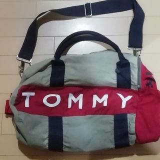 トミーヒルフィガー(TOMMY HILFIGER)のTOMMY HILFIGER  ドラム型 2WAYボストンバッグ(ボストンバッグ)