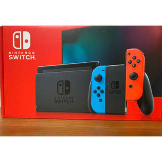 Nintendo Switch - switch  新型 早い者勝ち