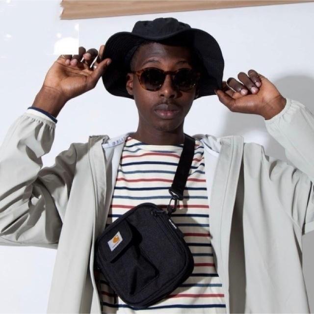 carhartt(カーハート)の新品 Carhartt カーハート ショルダーバッグ ブラック メンズのバッグ(ショルダーバッグ)の商品写真