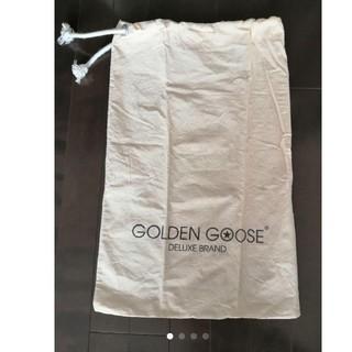 ゴールデングース(GOLDEN GOOSE)の値下げ‼️GOLDEN GOOSE(ショップ袋)