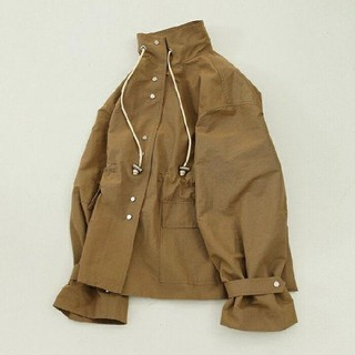 TODAYFUL - 新品タグ付き。Mountain Nylon Jacket
