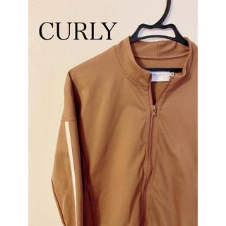 Curly Collection - CURLY カーリー ブルゾン ジャケット ジャージ ポリエステル