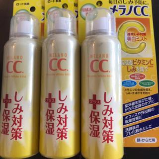 ロート製薬 - メラノCC 薬用しみ対策 美白ミスト化粧水100g   2本