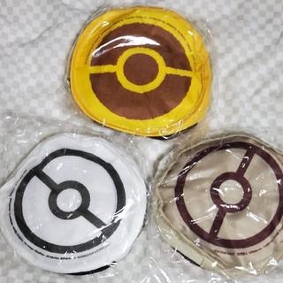 ポケモン - セブンイレブン ポケモン エコバッグ3種セット