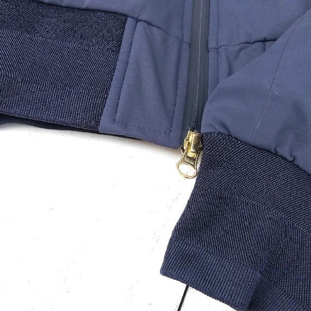 mame(マメ)の新品/マメ クロゴウチMame × デサント オルテライン/花柄/刺繍/MA-1 レディースのジャケット/アウター(ブルゾン)の商品写真