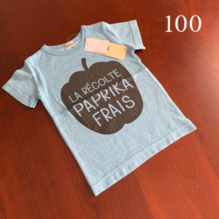 ターカーミニ(t/mini)の⭐️未使用品 ターカーミニ t/mini  Tシャツ 男女兼用 100サイズ(パンツ/スパッツ)