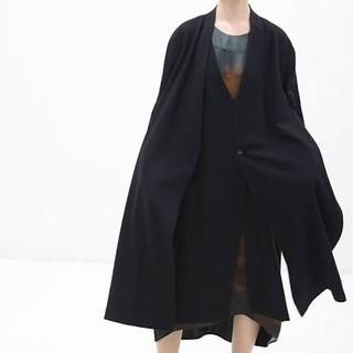 Yohji Yamamoto - ka na ta 2016 coat