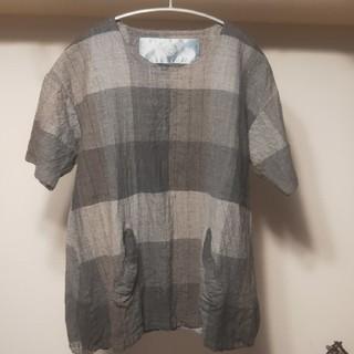ドゥルカマラ(Dulcamara)のDulcamara サマーウールバルーンカットソー(Tシャツ/カットソー(半袖/袖なし))