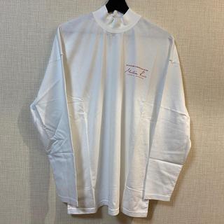 Martine Rose ハイネックロングTシャツ 確実正規品