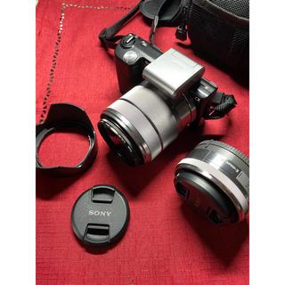 SONY - SONY ミラーレス一眼カメラ