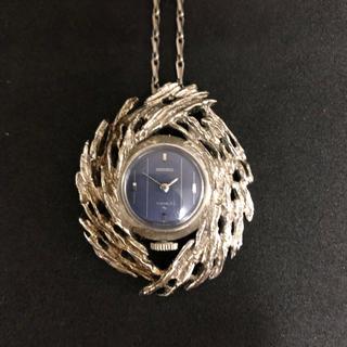 セイコー(SEIKO)の希少 SEIKO 手巻き時計 ペンダント(腕時計(アナログ))
