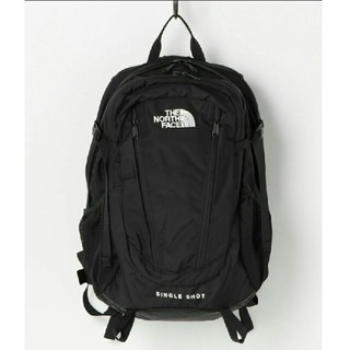 THE NORTH FACE - THE NORTH FACE リュック SINGLE SHOT