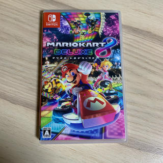 Nintendo Switch - マリオカート8 デラックス Switch マリカー スイッチ