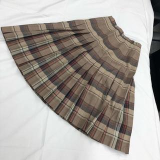 バーバリー(BURBERRY)の☆決算セール☆バーバリー パンツ スカート チェック柄 レディース ブランド(ひざ丈スカート)
