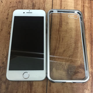 Apple - iPhone8 silver 64GB ソフトバンク