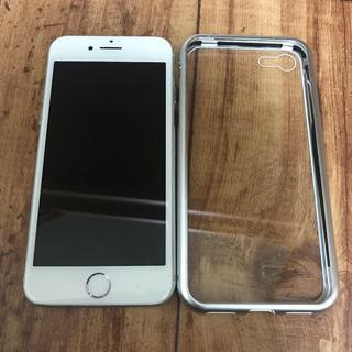 Apple - iPhone8 silver 64GB ソフトバンク