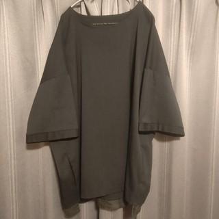 ドゥルカマラ(Dulcamara)のMy Beautiful Landlet ストレッチギャバジンプルオーバー(Tシャツ/カットソー(半袖/袖なし))