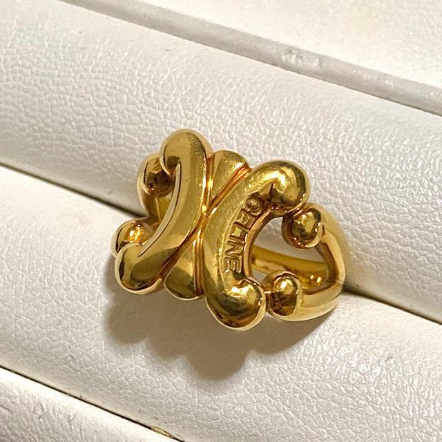 celine(セリーヌ)のgogoN!様専用 レディースのアクセサリー(リング(指輪))の商品写真