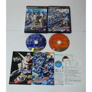 PlayStation2 - ≪PSソフト≫SDガンダム Gジェネレーションセット