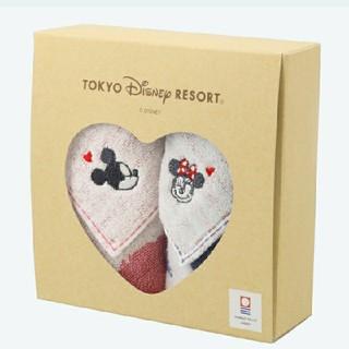 Disney - 東京ディズニーリゾート限定 ミッキー 今治タオル 新商品