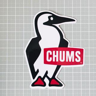 CHUMS - ツヤあり防水仕様 CHUMS チャムス ステッカー