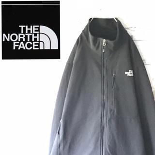 ザノースフェイス(THE NORTH FACE)の90s 古着ノースフェイスソフトシェル ブラック(ブルゾン)
