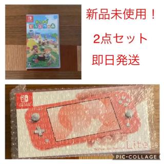 Nintendo Switch - Switch ライト どうぶつの森