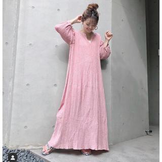Kastane - kastane イージーシャーリングドレス