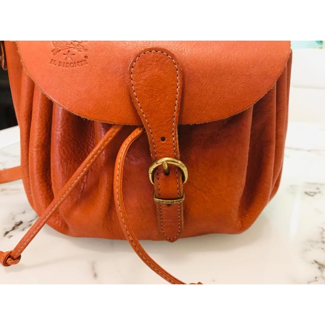IL BISONTE(イルビゾンテ)のイルビゾンテ ショルダー レディースのバッグ(ショルダーバッグ)の商品写真