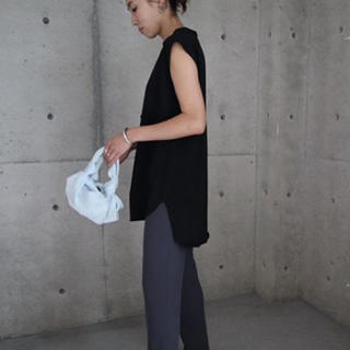 エンフォルド(ENFOLD)のella_selectshop sleeveless round hem T(Tシャツ(半袖/袖なし))
