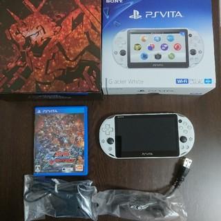 ソニー(SONY)のPlaystation Vita ガンダムEXVS-FORCE Edition(携帯用ゲームソフト)