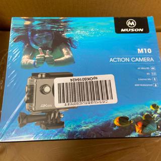 GoPro - MUSON ムソン M10 アクションカメラ
