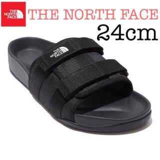 ザノースフェイス(THE NORTH FACE)の新品 THE NORTH FACE ノースフェイスサンダル 24cm(サンダル)