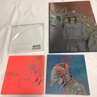 SONY - 米津玄師 米津アルバム CD DVD初回STRAY SHEEP(アートブック盤)