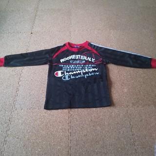 チャンピオン(Champion)のチャンピオン ロングTシャツ サッカー 120(ウェア)