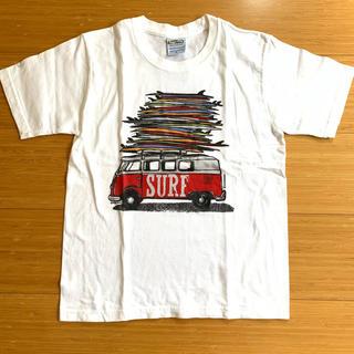 STUSSY - ハワイ購入 crazy shirts Tシャツ kids 130 140