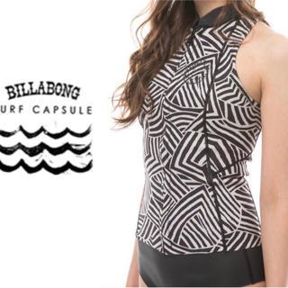 ビラボン(billabong)のレディース ウェットスーツ BILLABONG ビラボン ベスト ウエットスーツ(サーフィン)