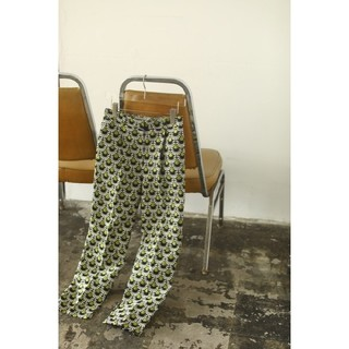 TODAYFUL - todayful Jacquard Slit Trousers