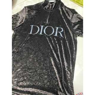 DIOR HOMME - Dior homme 19aw ベルベットTシャツ