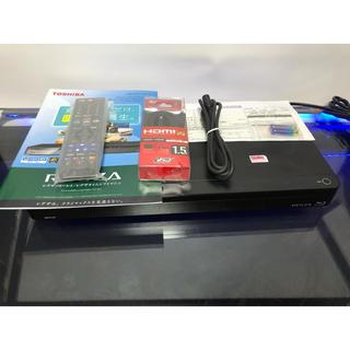 東芝 - ブルーレイレコーダーの夢 ダブルチューナー 1TB東芝DBR-W1007美品